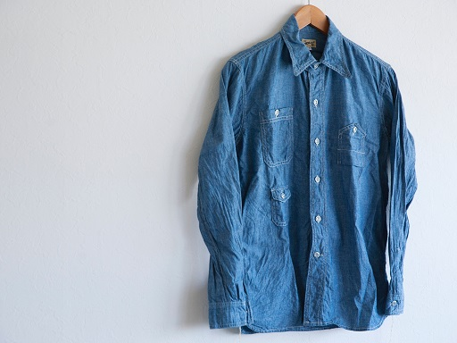 WORK SHIRT WITH CHINSTRAP_d0160378_19284827.jpg