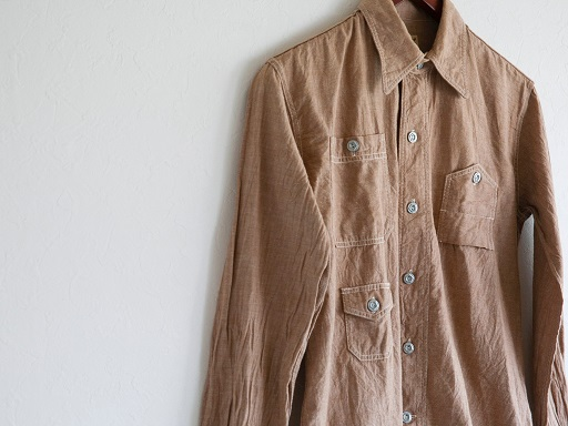 WORK SHIRT WITH CHINSTRAP_d0160378_19342712.jpg