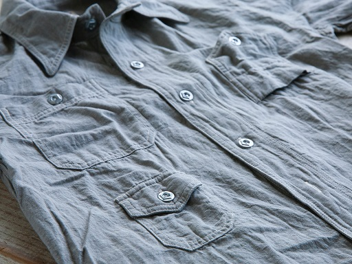 WORK SHIRT WITH CHINSTRAP_d0160378_19372683.jpg