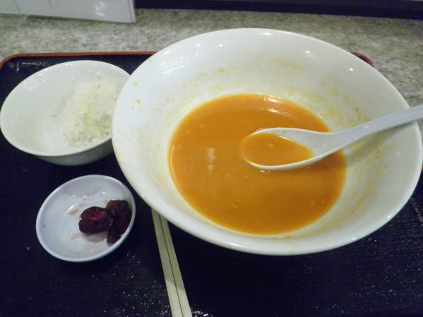 麺屋六木(ロッキー)     関目店_c0118393_10535671.jpg