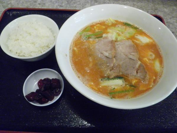 麺屋六木(ロッキー)     関目店_c0118393_109269.jpg