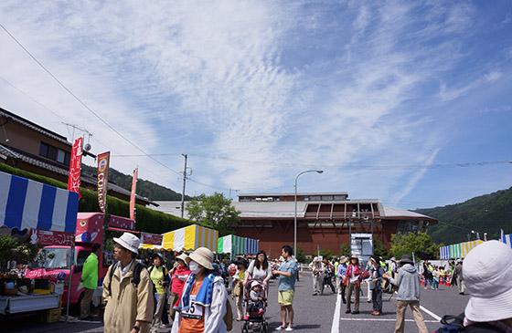ウォーキング大会「歩かまい稲武」_c0194003_15572977.jpg
