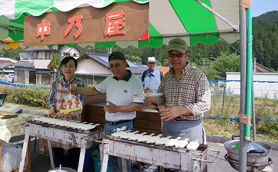 ウォーキング大会「歩かまい稲武」_c0194003_15582966.jpg