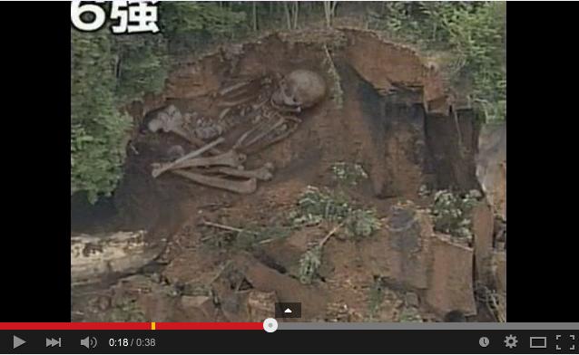 「2008年6月14日岩手・宮城内陸地震震度6強」発生!:一関の崖で巨人化石が見つかっていた!?_e0171614_16362851.png