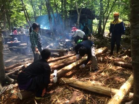 今日はリスの森へ!_f0101226_22175353.jpg