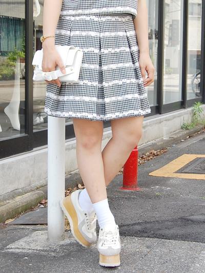 fleamadonna ギンガムsetup♡by natsumi_f0053343_16102177.jpg