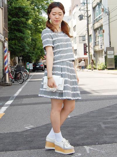 fleamadonna ギンガムsetup♡by natsumi_f0053343_1610291.jpg