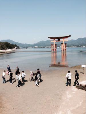宮島観光ですよ‼️_e0166762_20372965.jpg