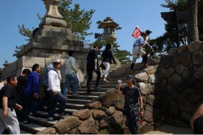 宮島観光ですよ‼️_e0166762_2037358.jpg