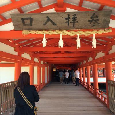 宮島観光ですよ‼️_e0166762_20373787.jpg