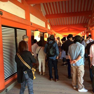 宮島観光ですよ‼️_e0166762_20373993.jpg