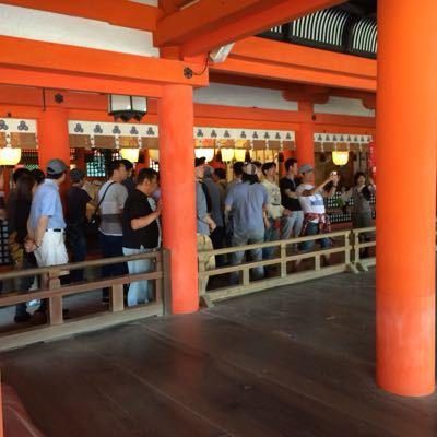 宮島観光ですよ‼️_e0166762_20374339.jpg