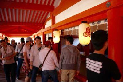 宮島観光ですよ‼️_e0166762_20374752.jpg