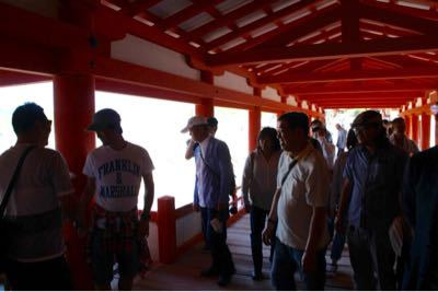 宮島観光ですよ‼️_e0166762_20374781.jpg