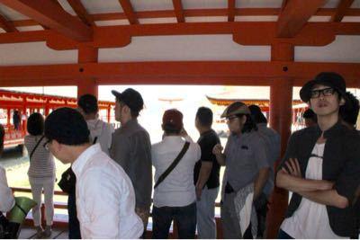 宮島観光ですよ‼️_e0166762_20374840.jpg