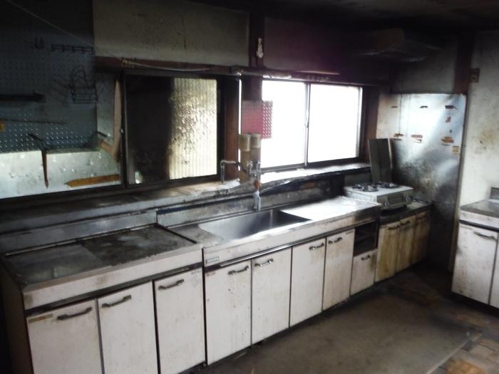 ダイニングキッチン ~ 古くなってきたので_d0165368_18285478.jpg