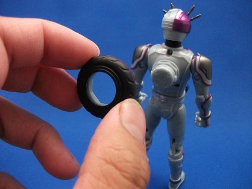 タイヤ交換シリーズTK10 仮面ライダーチェイサー_f0205396_5302316.jpg