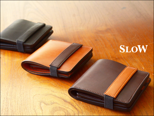 SLOW [スロウ] DOUBULE OIL FOLD WALLET [S0607D] MEN\'S/LADY\'S_f0051306_16464361.jpg