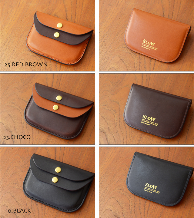 SLOW [スロウ] DOUBULE OIL W FLAP CARD CASE [S0609D] MEN\'S/LADY\'S_f0051306_16575306.jpg