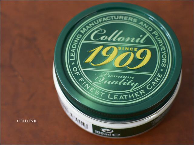 COLLONIL [コロニル・コロニール] 1909 シュプリーム クリームデラックス [100ml] _f0051306_20495746.jpg