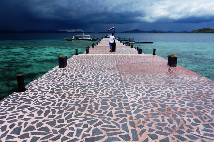 完璧なビーチリゾート、フィリピン・ブスアンガ島_d0116009_14493225.jpg