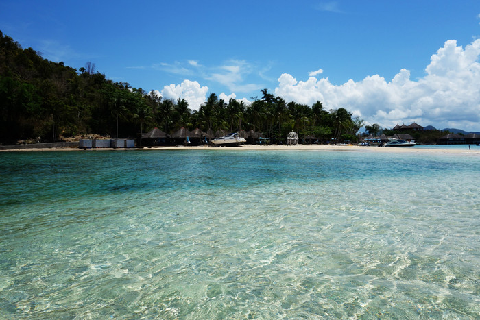 完璧なビーチリゾート、フィリピン・ブスアンガ島_d0116009_8535590.jpg