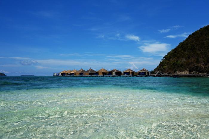 完璧なビーチリゾート、フィリピン・ブスアンガ島_d0116009_8543389.jpg