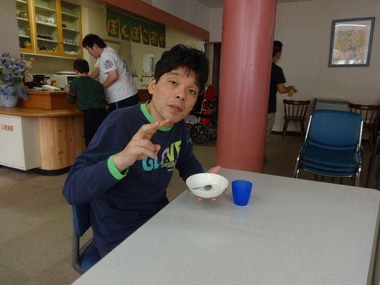 5/17 誕生日喫茶_a0154110_14135295.jpg