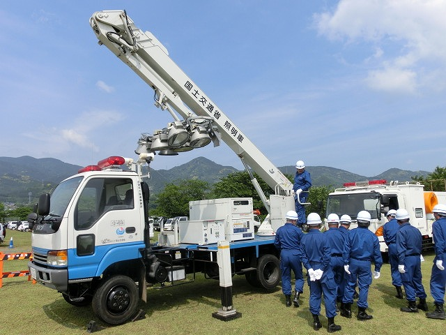 豪雨シーズンに備えた27年度富士市水防訓練_f0141310_721272.jpg