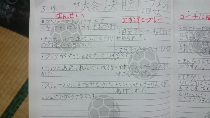 4年生 第42回横浜市春季少年サッカー大会決勝トーナメント1回戦_a0109316_17132524.jpg