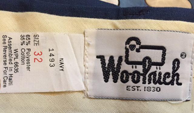 60\'s~デッドストック WOOLRICH パンツ 在庫状況⑦_c0144020_1440297.jpg