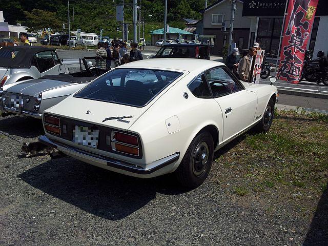 週末は旧車ミーティング_f0157823_5372555.jpg