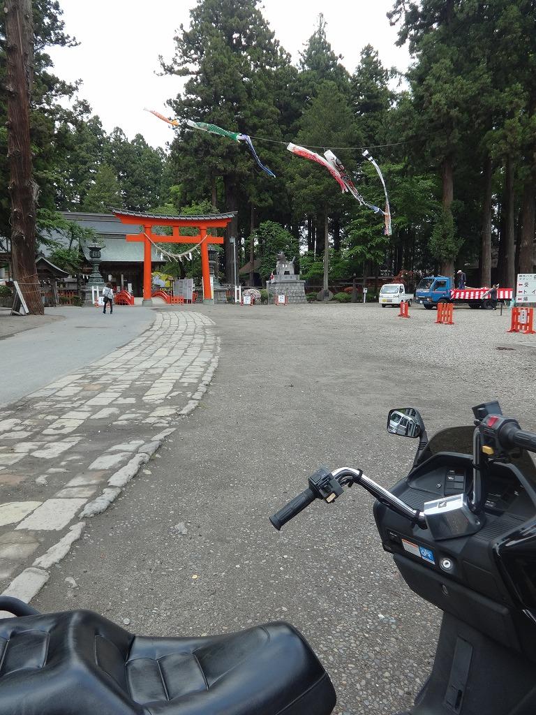 バイクで帰青!【5/13】 八戸・八幡・名農・田子・五戸_d0061678_1532454.jpg