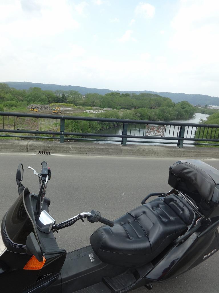 バイクで帰青!【5/13】 八戸・八幡・名農・田子・五戸_d0061678_15405055.jpg