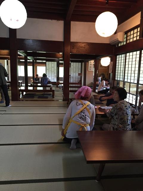 木草庵さんの「山菜そば祭り」_d0182179_1055389.jpg