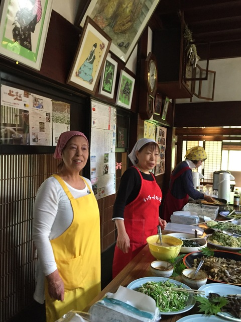 木草庵さんの「山菜そば祭り」_d0182179_11491945.jpg