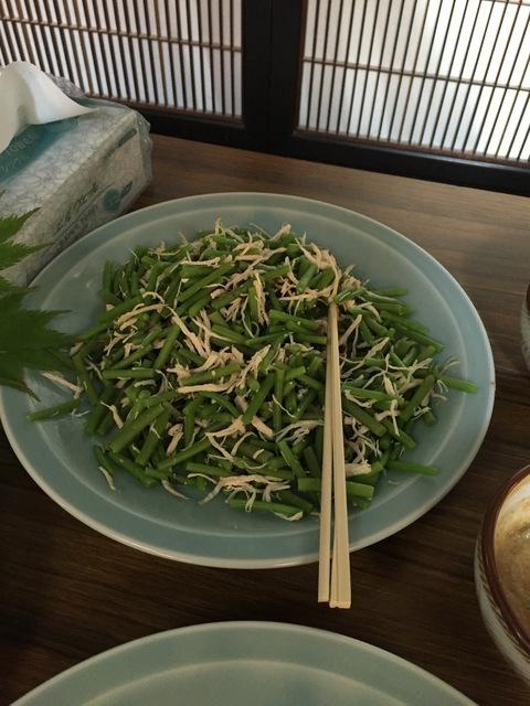 木草庵さんの「山菜そば祭り」_d0182179_1281593.jpg