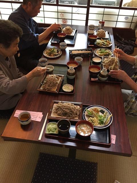 木草庵さんの「山菜そば祭り」_d0182179_129398.jpg
