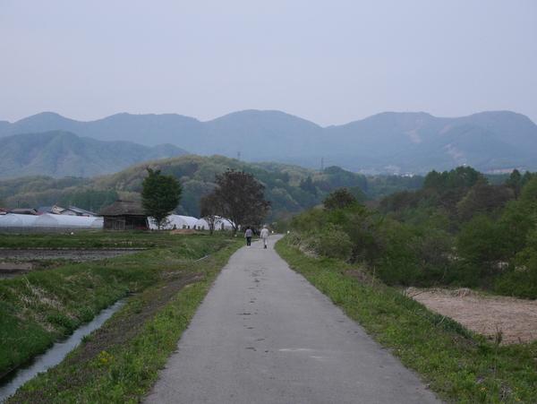 夕方散歩_f0227395_1193412.jpg