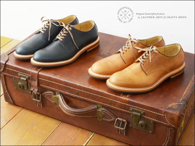 【再入荷】moto leather&silver[モトレザー] Plane Toe Oxford Shoes [DAINITE SOLE ]【2111】 MEN\'S_f0051306_13531756.jpg