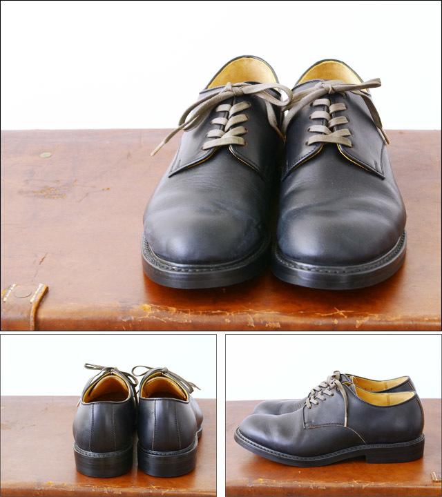 【再入荷】moto leather&silver[モトレザー] Plane Toe Oxford Shoes [DAINITE SOLE ]【2111】 MEN\'S_f0051306_13531780.jpg