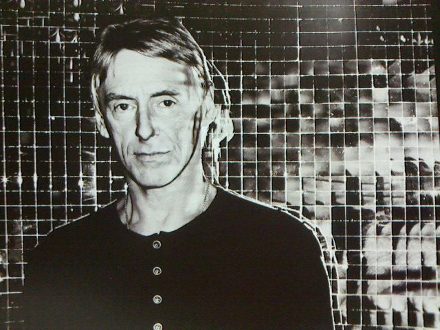 昨日到着レコ 〜 Saturns Pattern / Paul Weller_c0104445_21402136.jpg