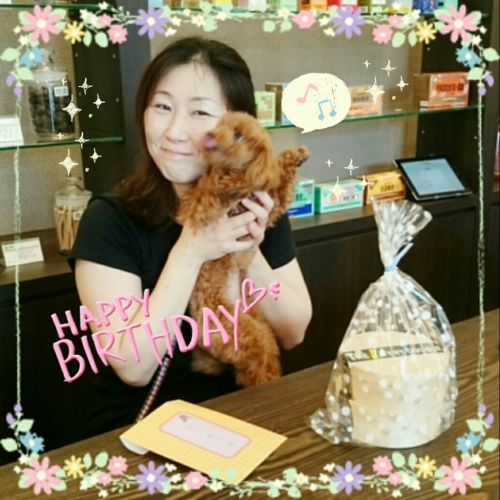 お誕生日~♪_b0328361_21041921.jpg