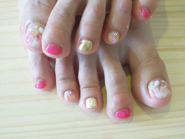 Marble Nail_a0239065_12595553.jpg