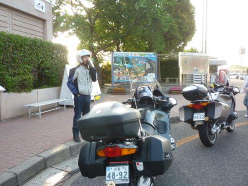 ツーリングクラブKMCのツーリング/長野県・高遠_e0254365_20532912.jpg