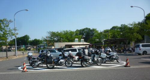ツーリングクラブKMCのツーリング/長野県・高遠_e0254365_210860.jpg
