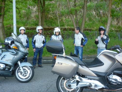 ツーリングクラブKMCのツーリング/長野県・高遠_e0254365_21101016.jpg