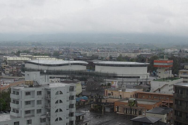 函館アリーナ現在の写真_b0106766_9435850.jpg