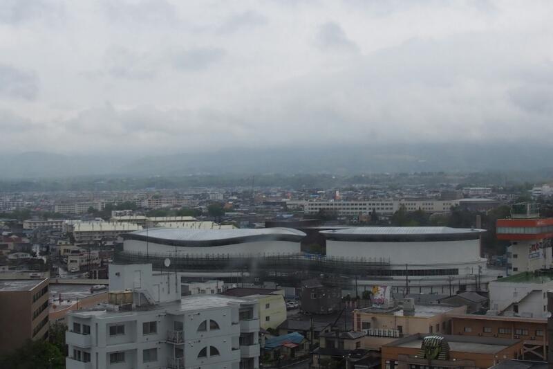 函館アリーナ現在の写真_b0106766_9441636.jpg