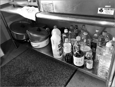 【 飲食店キッチンの整理収納作業 】_c0199166_17221361.jpg